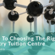 a guide to choosing the right chemistry tuition center
