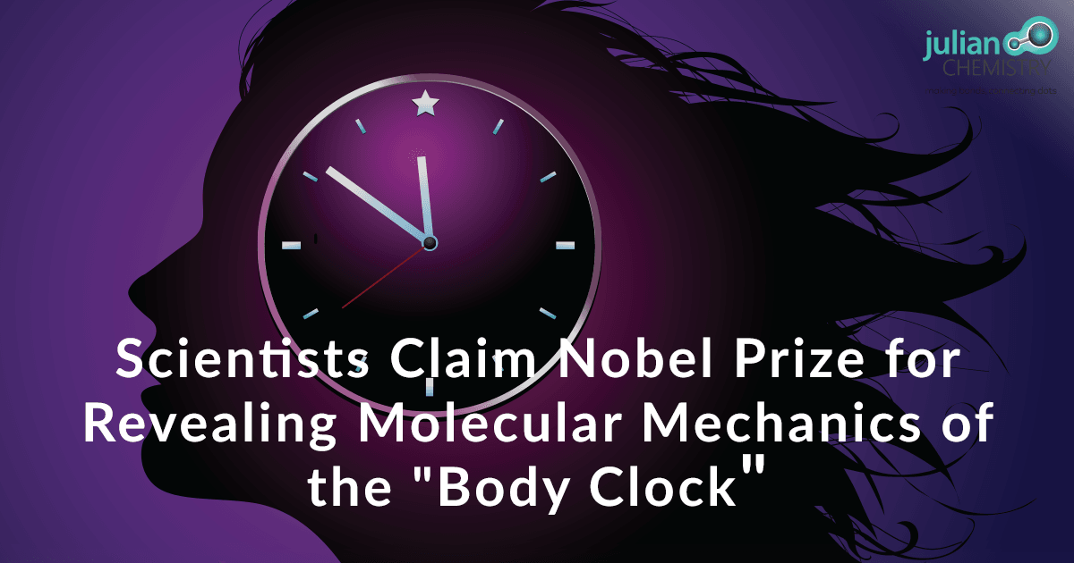 Scientists Claim Nobel Prize for Revealing Molecular Mechanics of the Body Clock