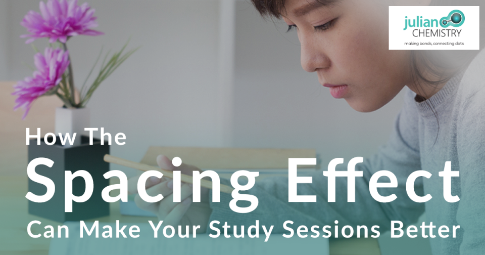 How the spacing effects can make your study session better?
